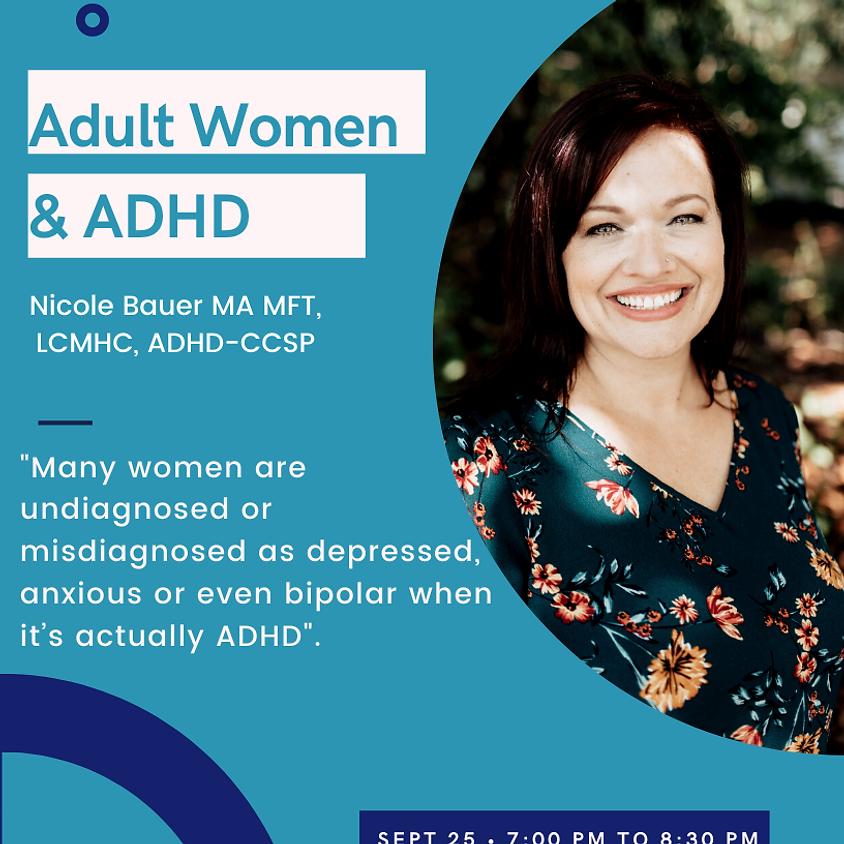 Adult Women & ADHD