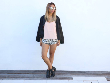 Uni #ootd with Beginning Boutique