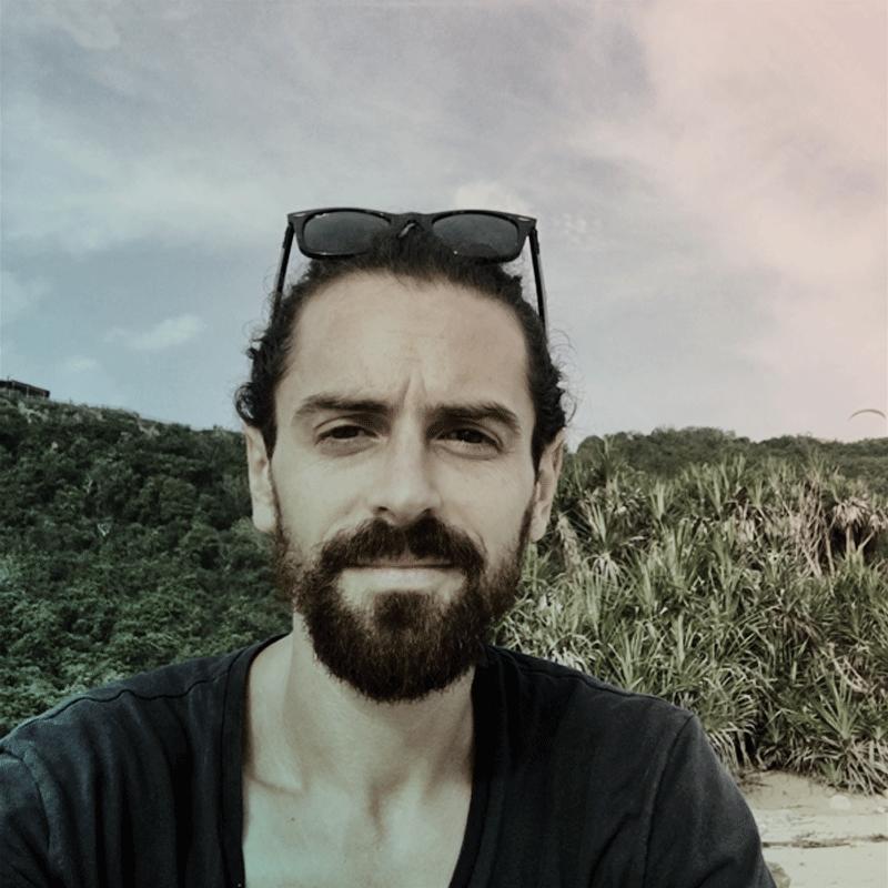 Jonas Plass goes to Bali
