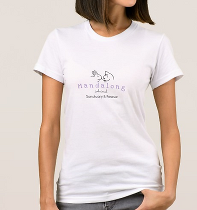 Women's Mandalong Animal Sanctuary T-Shirt