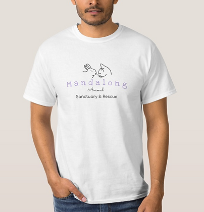 Men's Mandalong Animal Sanctuary T-shirt