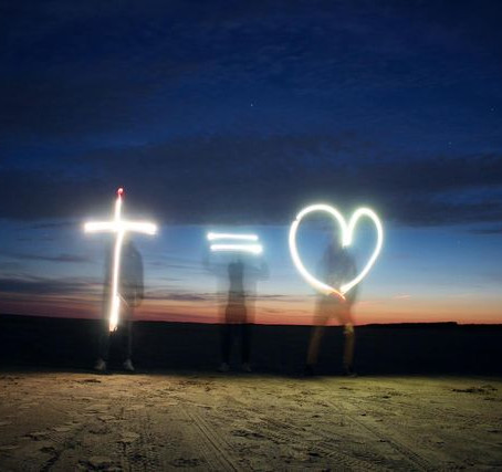 عشق  و صلیب