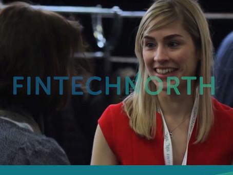 Stuart Talks AI at Fintech North