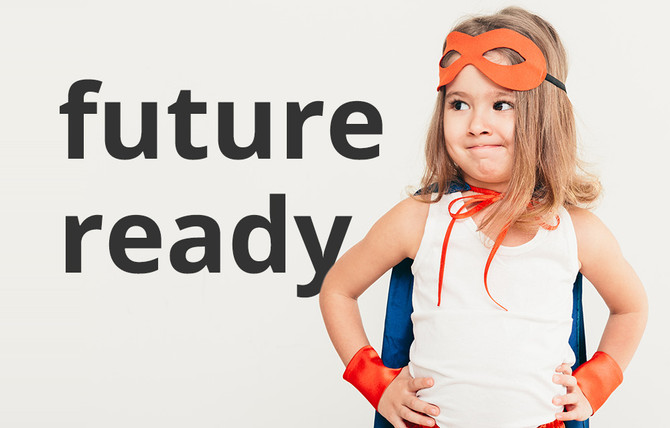Creating a future-ready company in 2017 – What business leaders should know