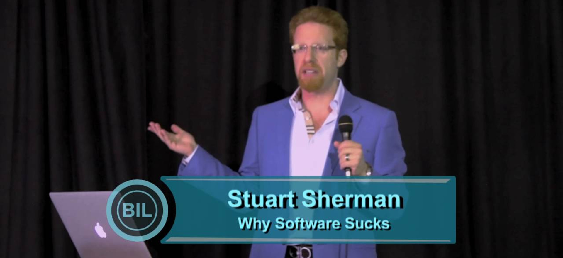 Why Software Sucks