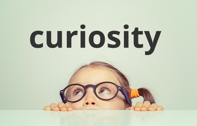 How Curiosity Changes Everything