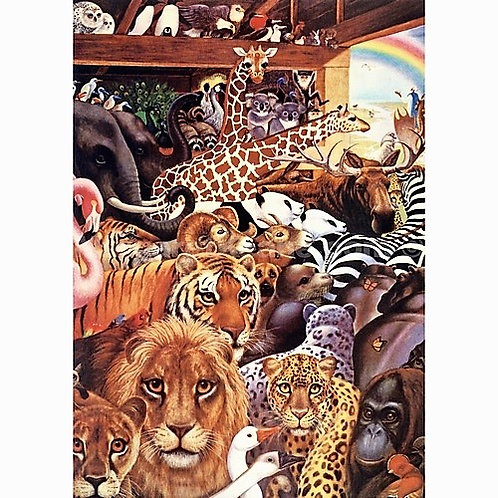 The Great Adventure - Margaret Keane Greeting Card and Envelope