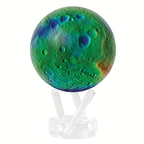 Vesta Asteroid - MOVA Globe