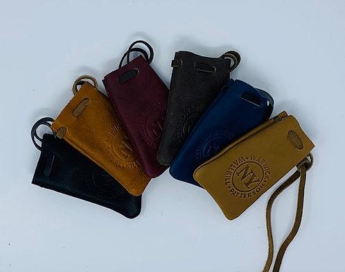 Leather Gift Bag