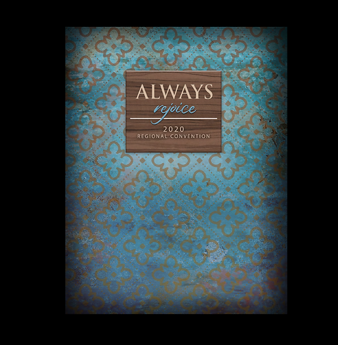 ALWAYS REJOICE DIGITAL NOTEBOOK
