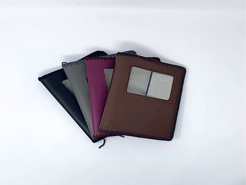 NWT Bible Cover Regular Size with 'Window' Colored Vinyl