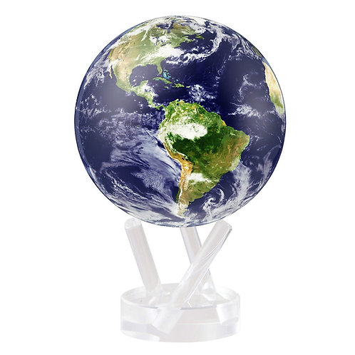 Earth with Clouds - MOVA Globe