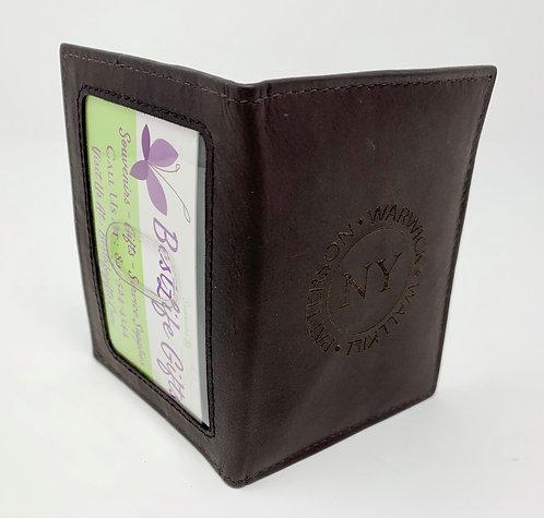 Wallet – ID - Brown
