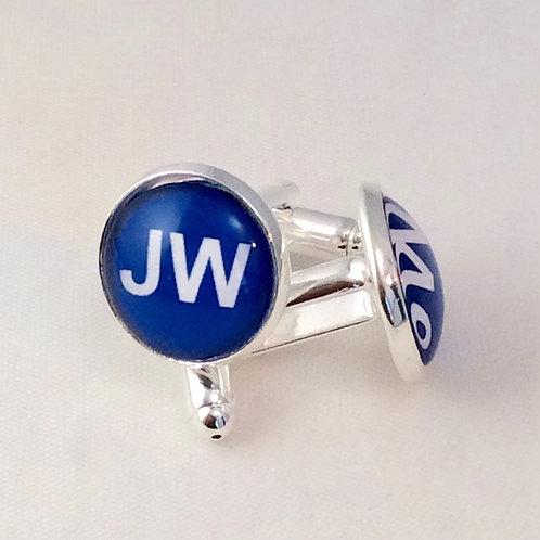 JW Cufflinks, Tie Bars or Tie Tacs