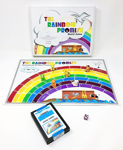 The Rainbow Promise Board Game