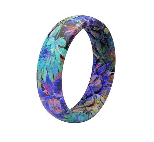 Groove+Life Thin Aspire Women's Silicone Rings