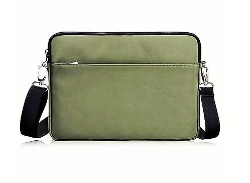 Nylon Crossbody Messenger Bag (Small)