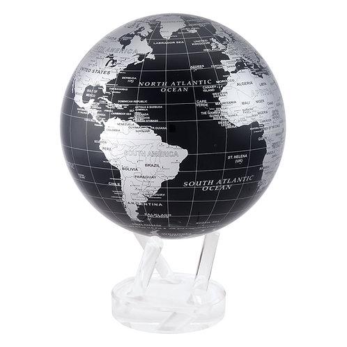 Black and Silver - MOVA Globe