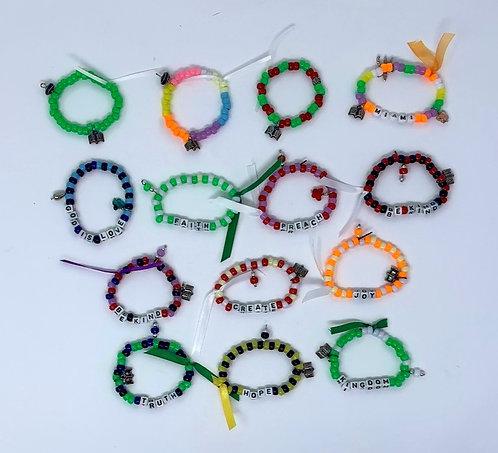 Bible Candy Bracelets