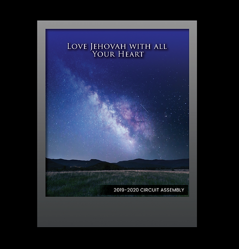"""LOVE JEHOVAH WITH ALL YOUR HEART"" DIGITAL NOTEBOOK"
