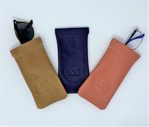 Eyeglass Case Leather