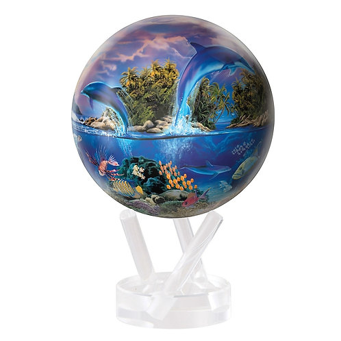 Sea Life - MOVA Globe