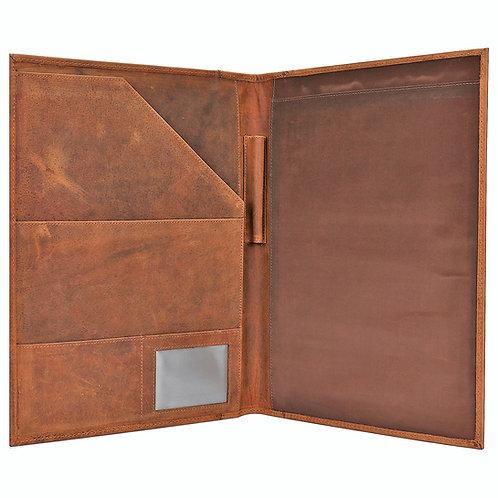 Leather Organizer Folio