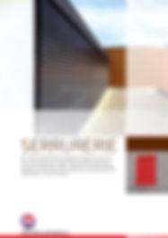 Catalogue serrurerie D2A Ventilation