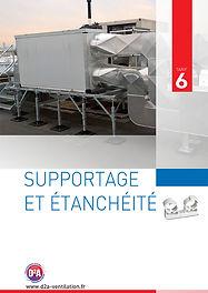 Catalogue supportage et fixations D2A Ventilation
