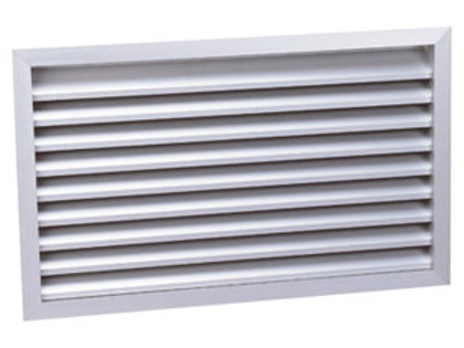 Grille de ventilation aluminium sur mesure