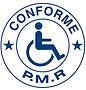 Rampe PMR conforme