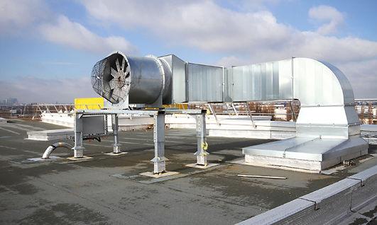 Ventilation Tertiaire et Industrielle D2A Ventilation