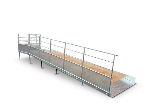 rampe modulaire pmr