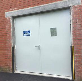 Porte local EDF