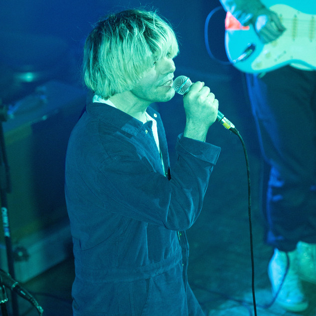 Tim Burgess & The Anytime Minutes   (54)