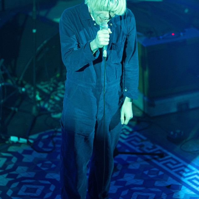 Tim Burgess & The Anytime Minutes   (80)