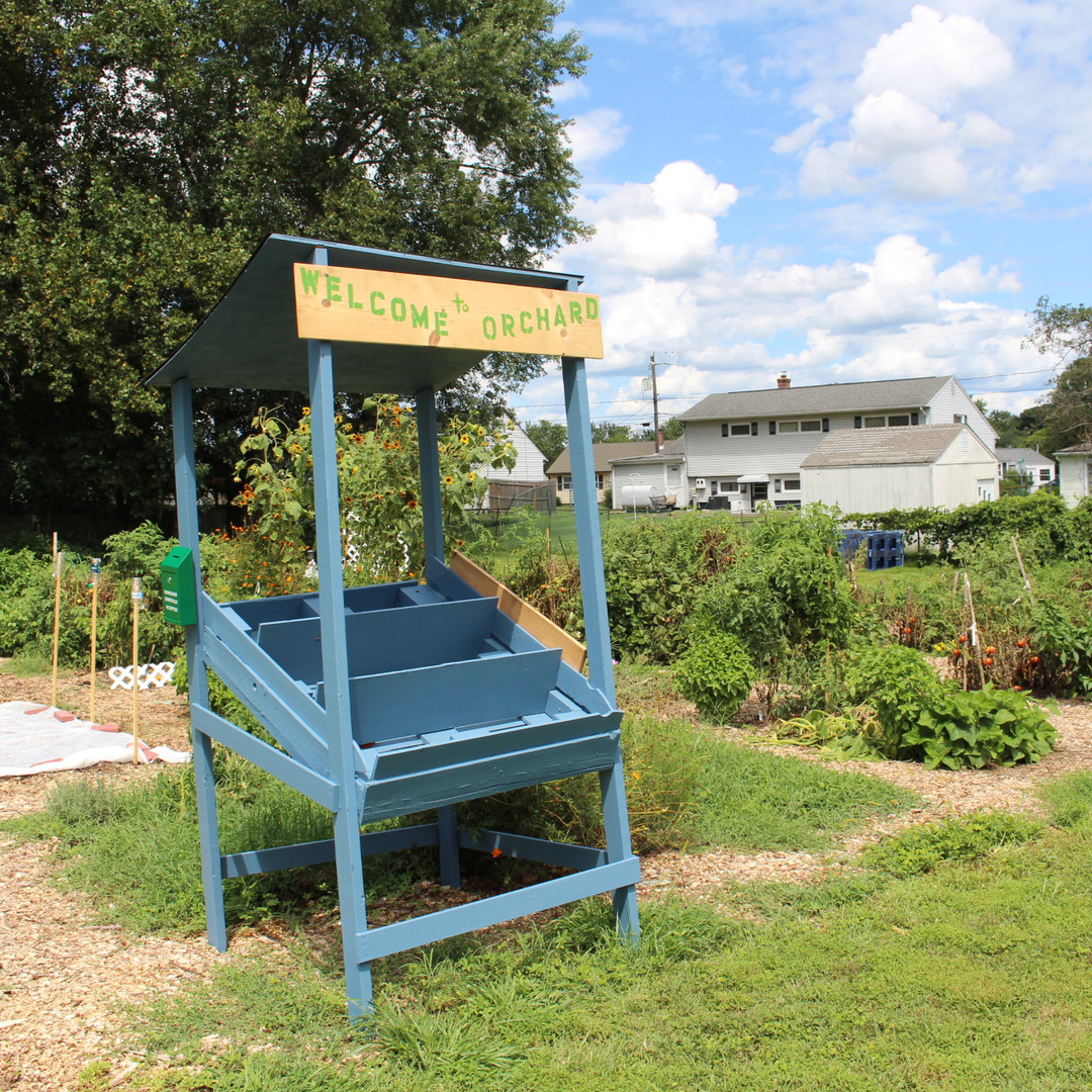 Our Redeemer Lutheran- Orchard Garden