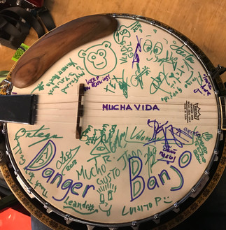 The World's Worst Banjo