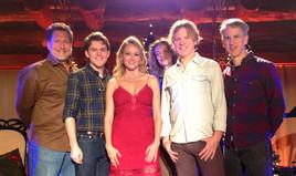 with Sam Hunter, Jewel, Jen Gunderman, Robert Kearns, and Paul Scholton