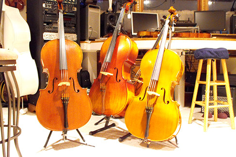 One can never have too many cellos