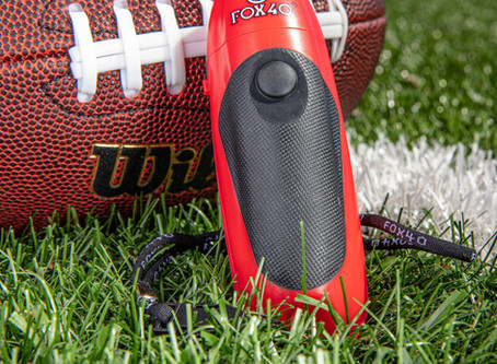Is This Whistle the Future of Refereeing?