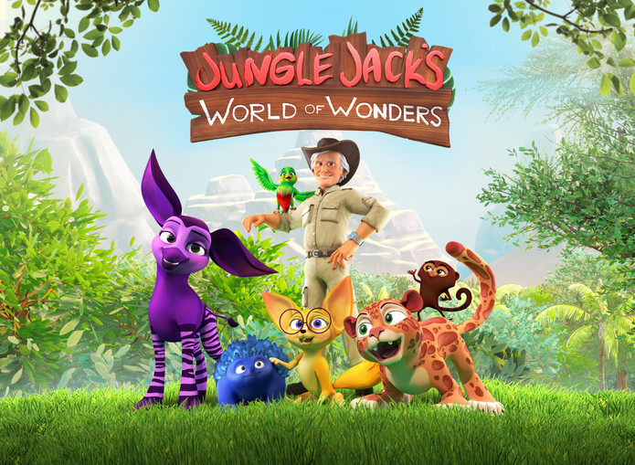 Jungle Jack's World of Wonders