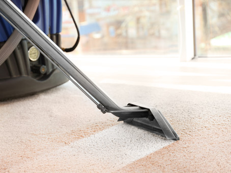 IS YOUR CARPETING MAKING YOU SICK?