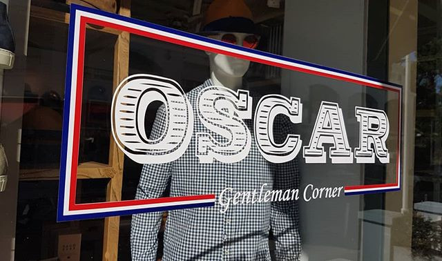 Oscar s'est fait une beauté ! Retrouvez nous  au quartier du Casino à La Baule #nouveautés