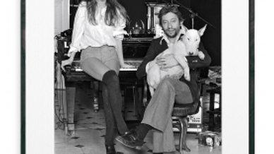 Birkin Gainsbourg dog - Collection Galerie