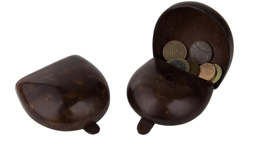 Porte-monnaie en cuir TACCO - PERONI