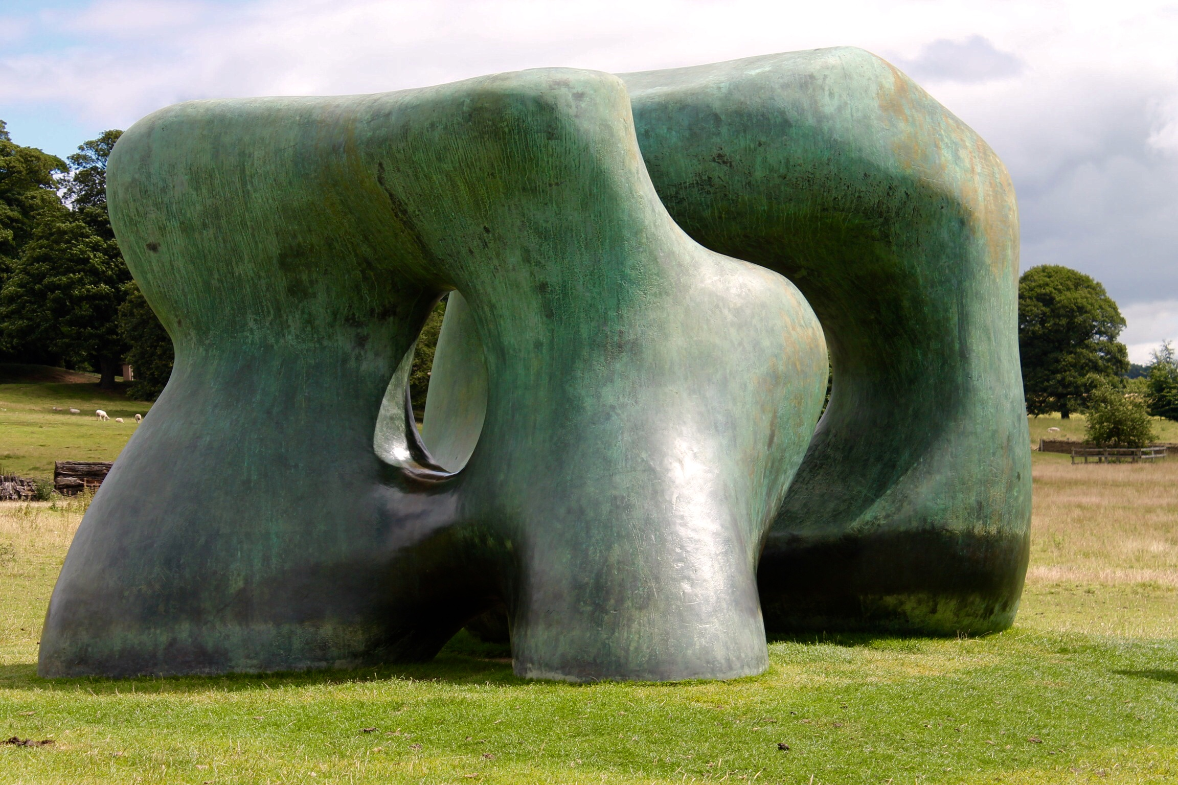 Large Two Forms 1969
