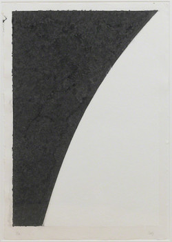 Colored Paper Image 1 (White curve w
