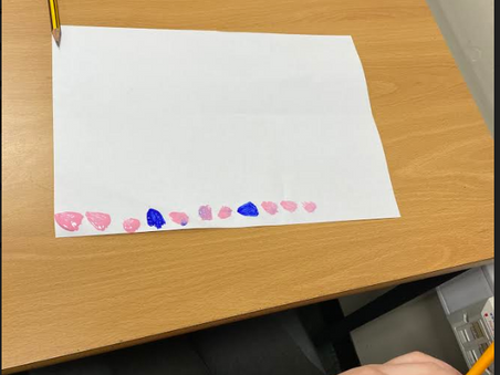 Repeating Patterns in our F2 Bubble