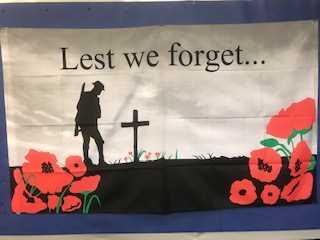 Armistice 100 - Lest we forget